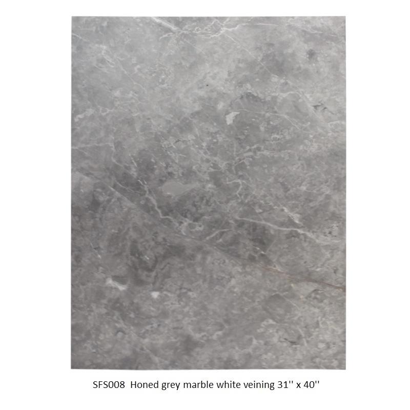 SFS008  Honed grey marble white veining 31_ x 40_.JPG