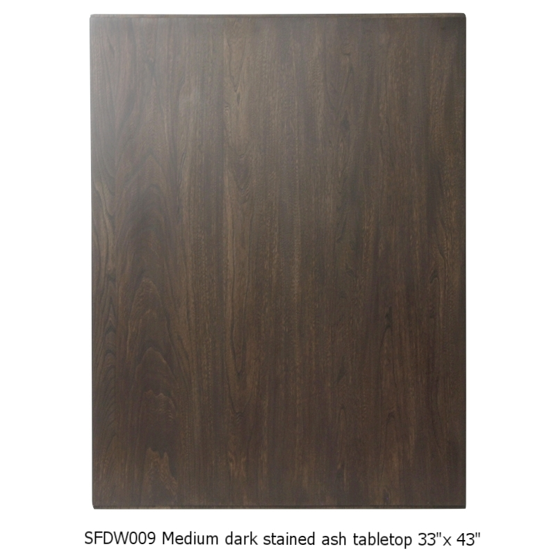 SFDW009 Medium dark stained ash tabletop.jpg