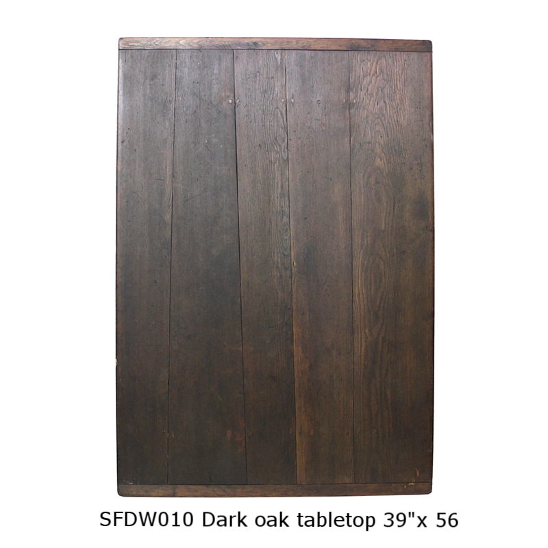 SFDW010 Dark stained oak tabletop 39%22 x 56%22 JPG.jpg