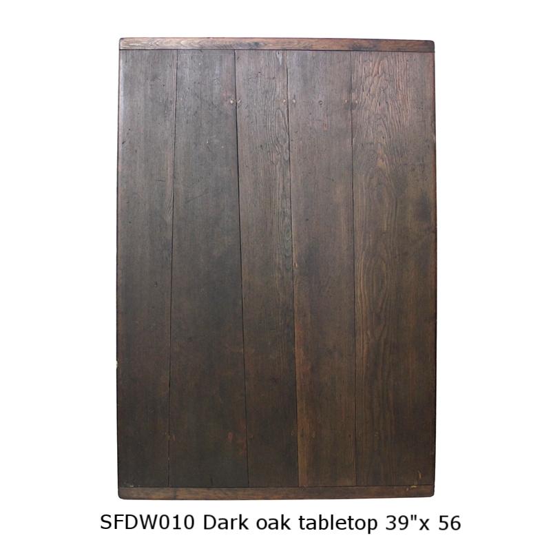 SFDW010 Dark stained oak tabletop 39%22 x 56%22 JPG.jpg