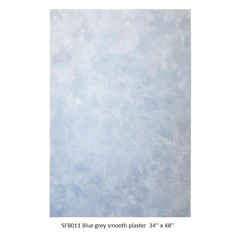 SFB011 Blue grey smooth plaster 34_ x 48_ .JPG
