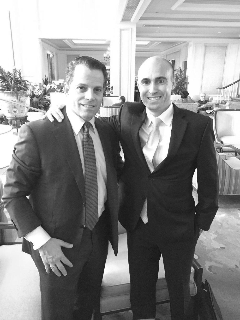 Anthony Scaramucci, Founder, SkyBridge Capital