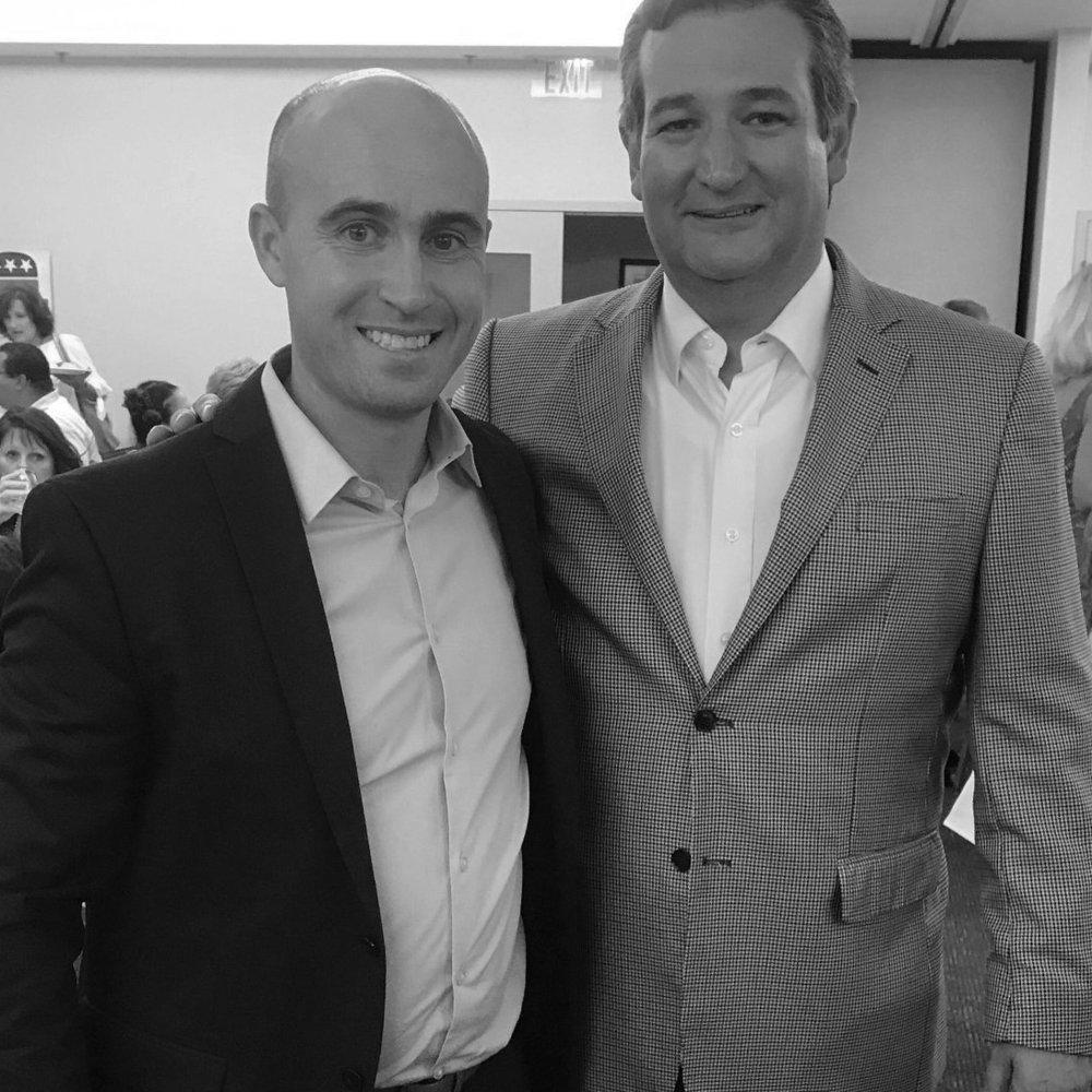 Ted Cruz, United States Senator, Texas