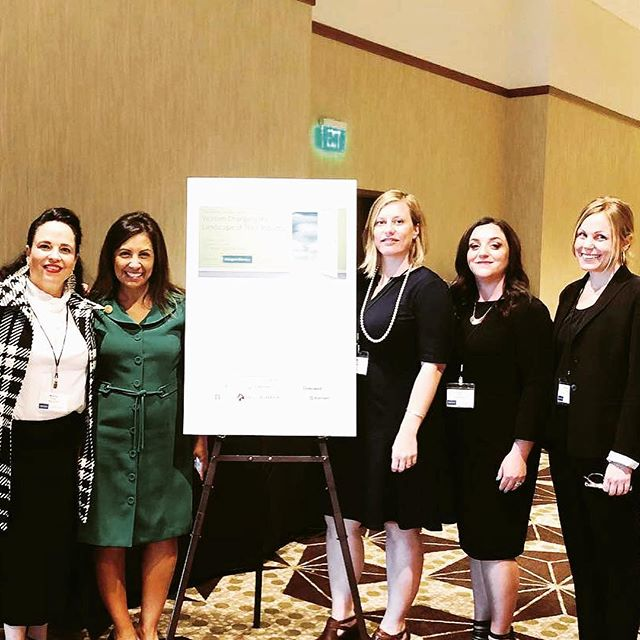 "Always happy to take part in the Austin community, Erin Mays, CEO of Ebco, participated in the ""Women Changing the Landscape of Their Industry"" panel sponsored by Morgan Stanley where she shared insights on taking passion to success."