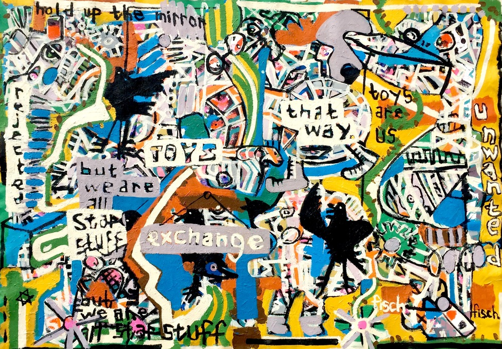 But we are all star stuff, 45x64