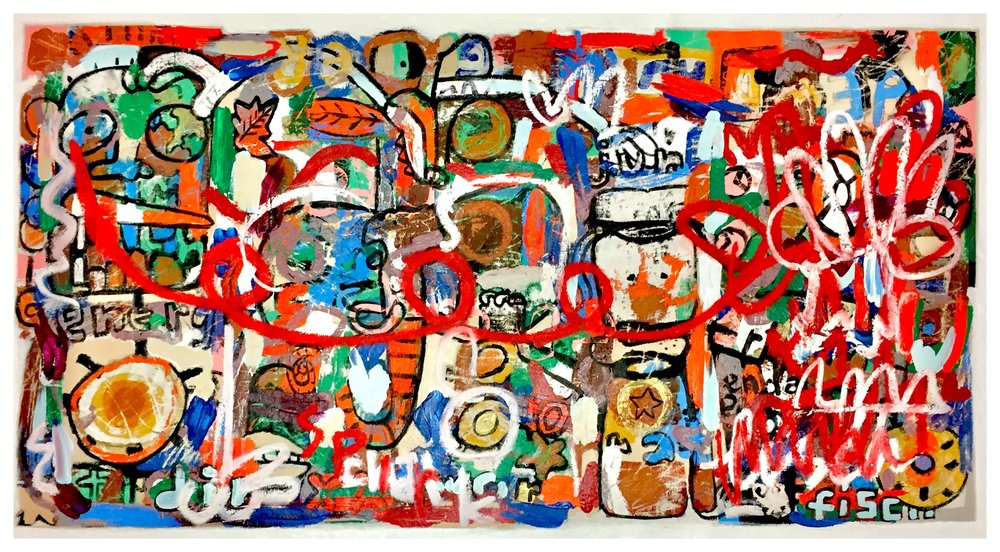 """Prized Social Significance, 31x57"""""""