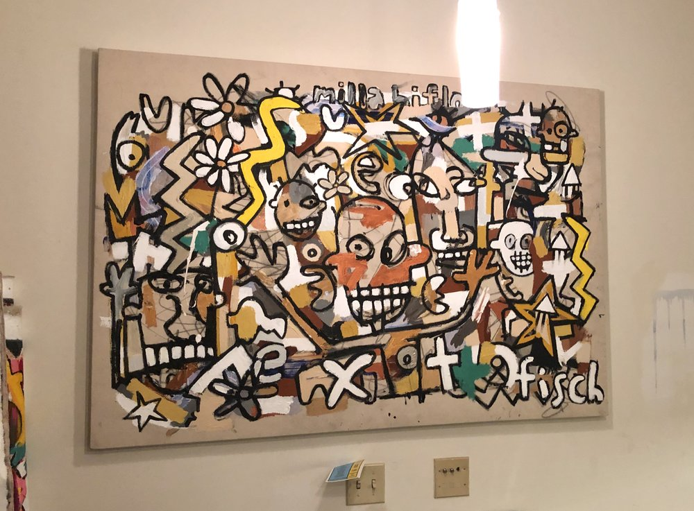 Mexican Star, 42x61""