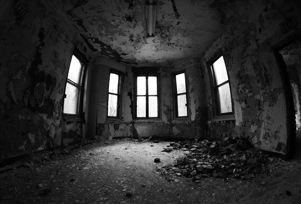 Overbrook Asylum (Essex County Hospital)