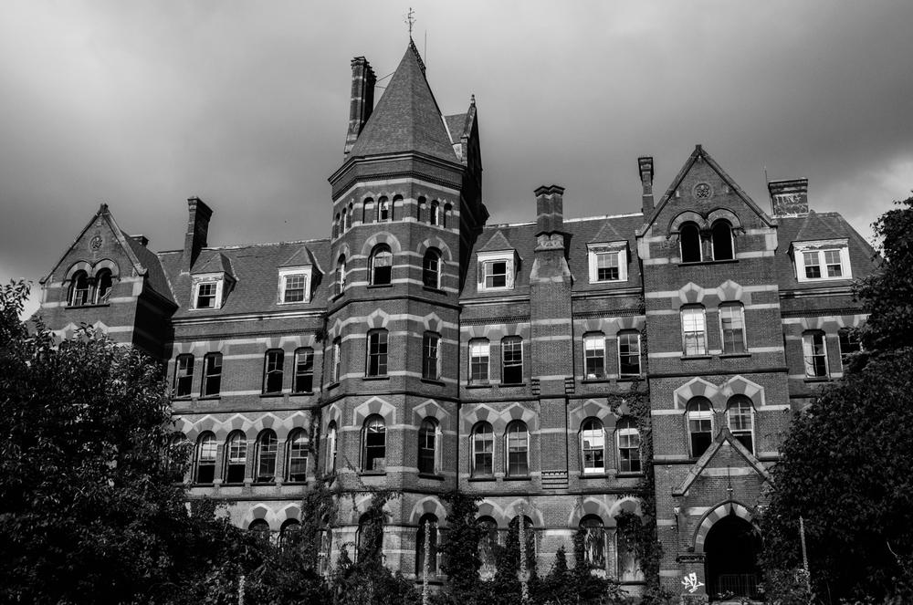 Hudson River Psychiatric Center