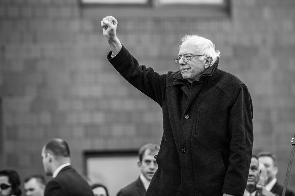 Bernie Sanders Rally Buffalo, NY - 4/11/16