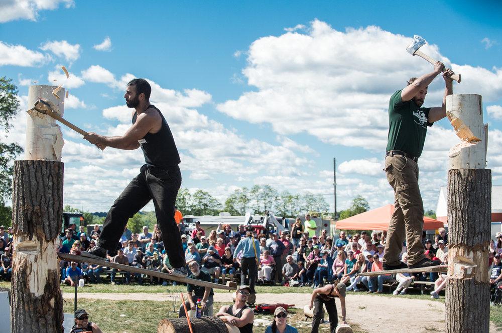 Macedon Center Community Lumberjack Festival - 9 /10-11/16