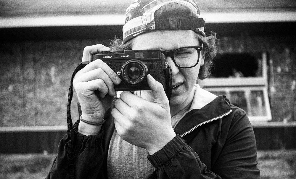 Leica M4 - Kodak Tri-X 400
