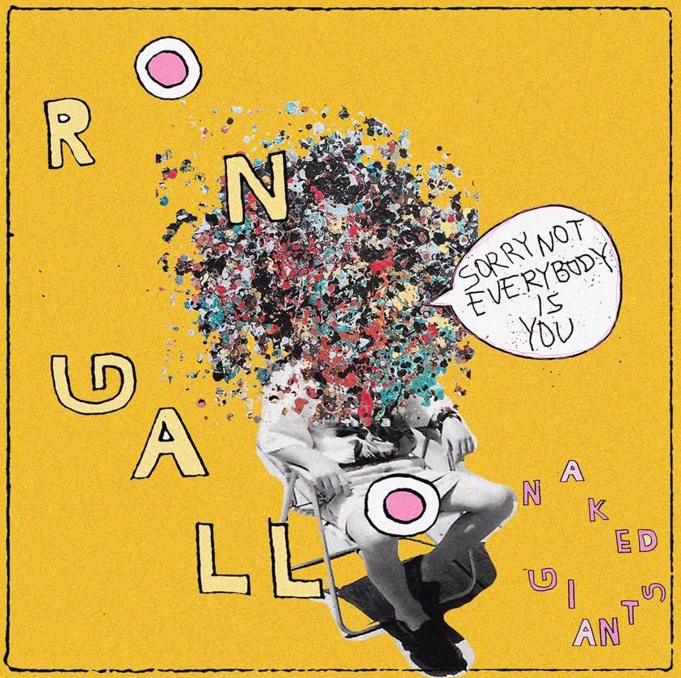 Ron Gallo Album Art for reference