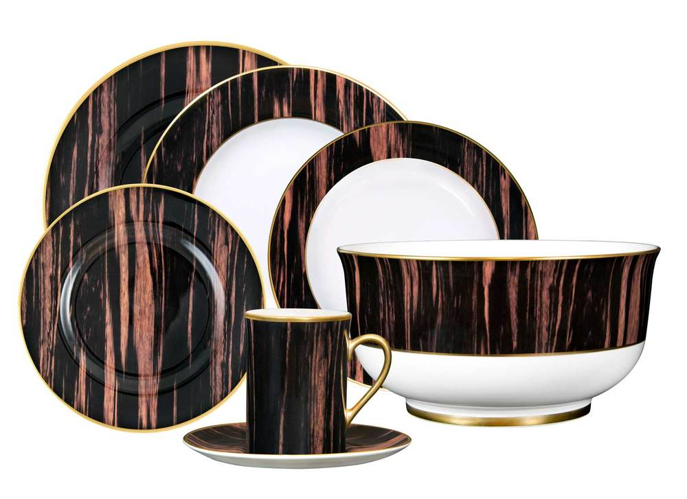 Bosco Porcelain Dinnerware Set