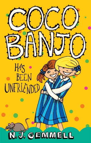 Jaquelyn Muller Books reviews Coco Banjo has been unfriended