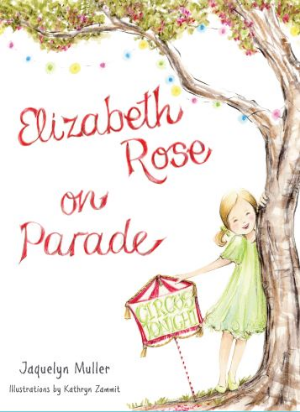 Elizabeth Rose on Parade by Jaquelyn Muller