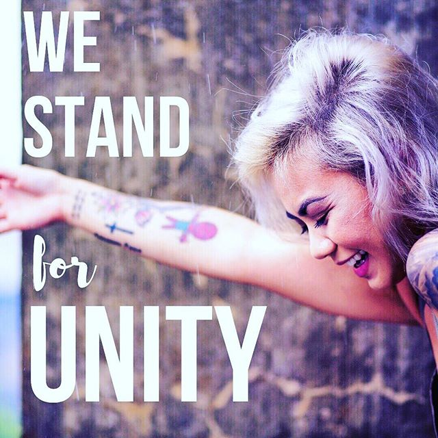 United we stand, divided we fall. It is as simple as that. ✌🏼 . . . #unity #chooseunityorlose #shoppersonal #shoplocal #womenownedbusiness #smallbusiness #acceptance #unity #diversity #inclusion #communityfirst #revolt #liveyourlife #loveyourneighbor #growup #accountability #community #progress #future #ourplanet #ourenvironment #ourteam