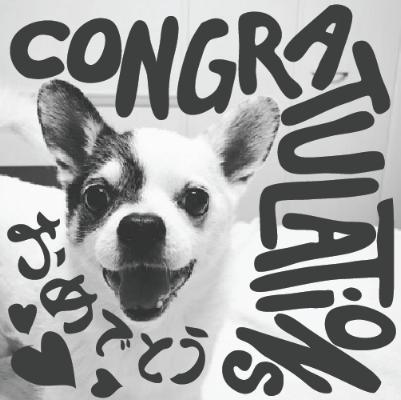 パンちゃん、おめでとう!