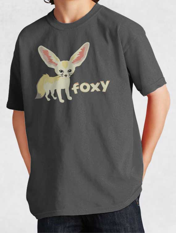 Fennec Foxy Youth Tee