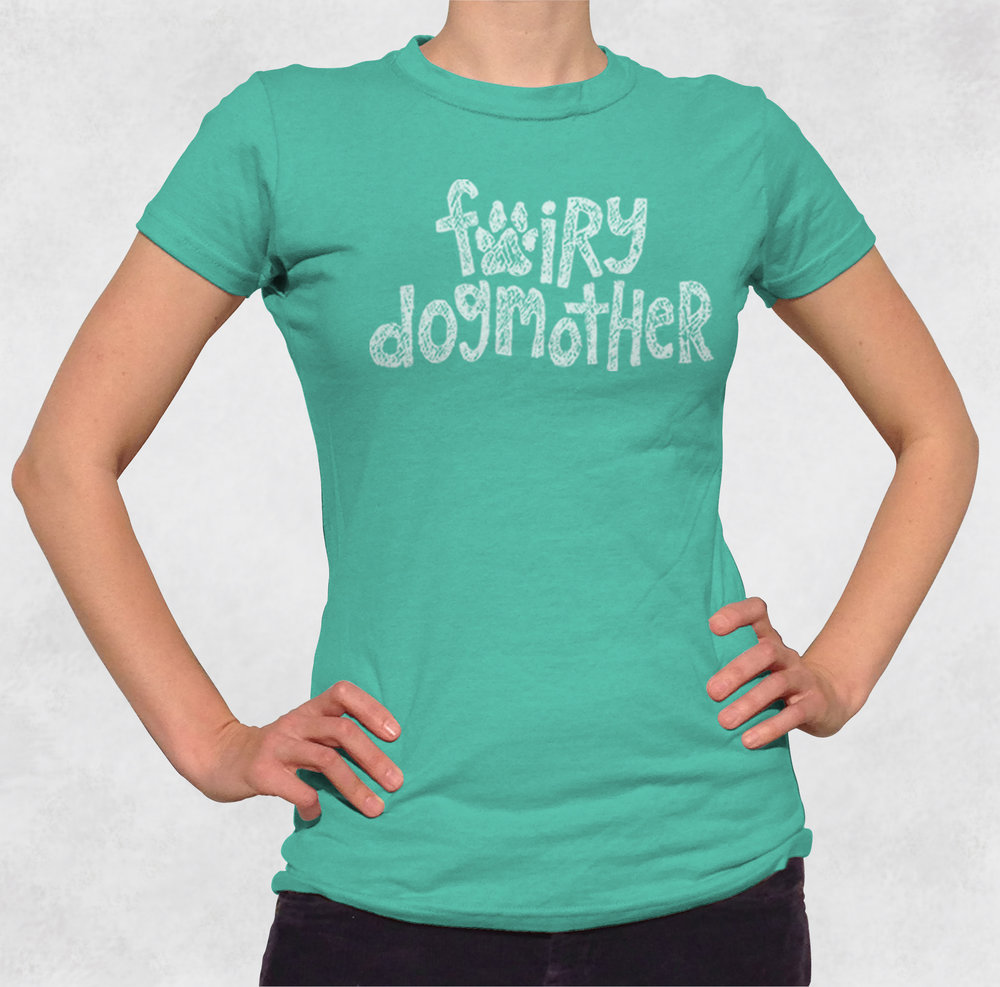 Fairy Dogmother Women's Tee