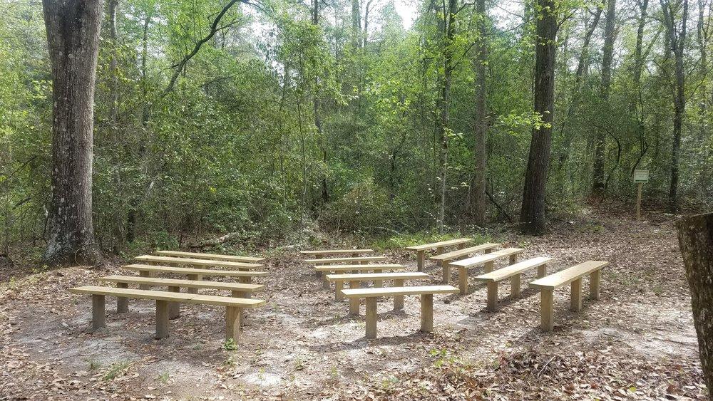 Outdoor Classroom Site