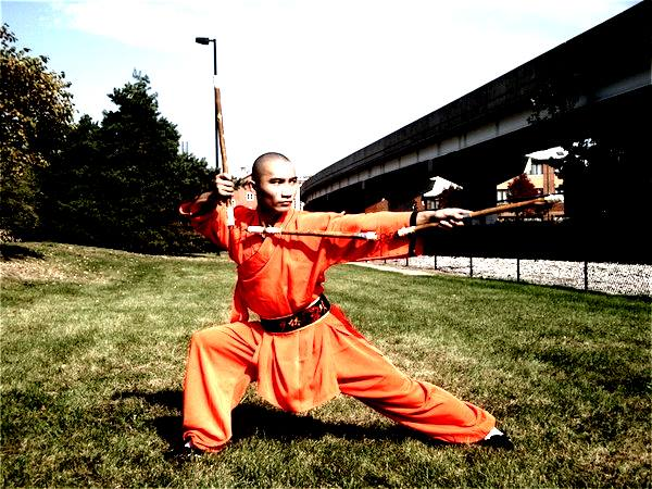 Shifu Shi Heng Chao, 35th generation Shaolin Master