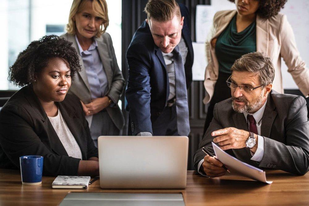 Consultoría - Incrementa los niveles de rendimiento al máximo para ejecutivos y gerentes