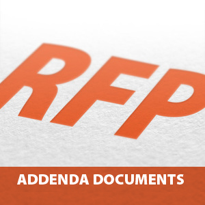 Final Request for Proposals - Addenda Documents [zip - 32MB] - posted 1/21/16