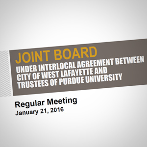 Presentation from JMT & Joint Board Mtgs. on 1/21/16 [pdf - 478 KB] - posted 1/22/16