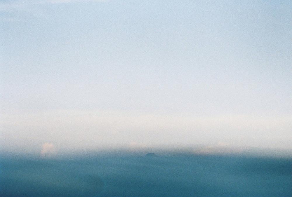 Ocean Blur, 2017