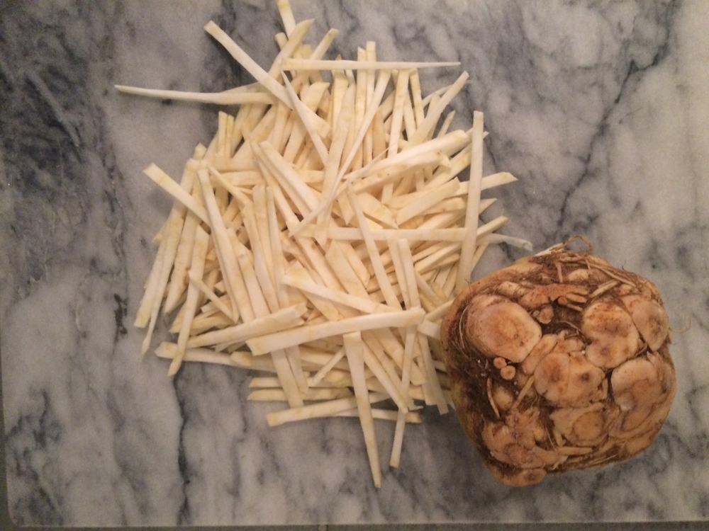 Celeriac: The Little Root Veggie That Could