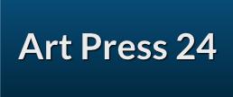 Art Press 24 logo