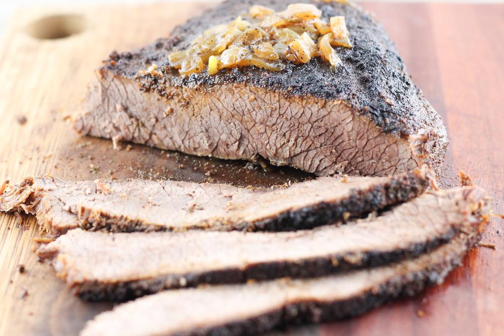 Paleo Gluten Free Braised Brisket