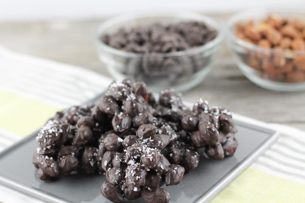 Sweet and Salty, Paleo, Healthy Snacks, Health, Homemade, Dark Chocolate