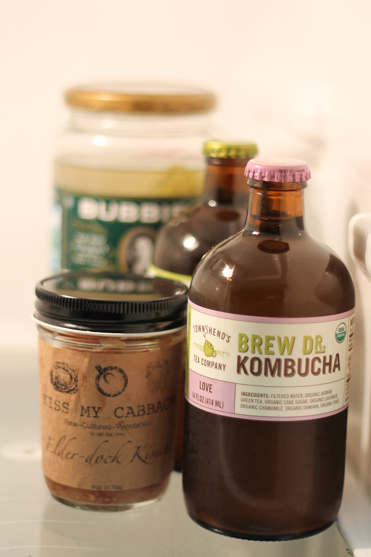 Probiotics, Real Food Groceries, Paleo Groceries, Healthy Groceries, Paleo Refrigerator,Healthy Foods,