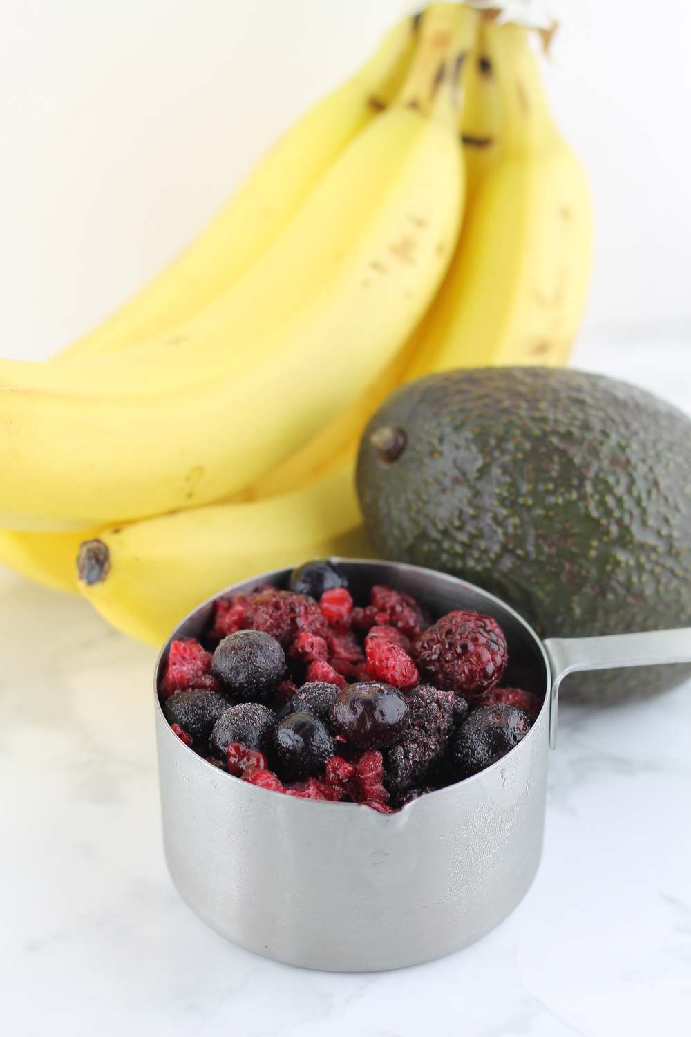 Fresh fruit smoothie, Energy Boosting, Simple, Quick, Overnight, Banana, Avocado,