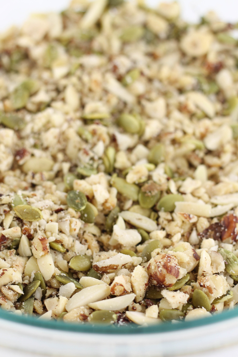 Quick, Oven Baked, Granola, Whole30, Primal, Real Food Recipes, No additives, No Added Sugar,