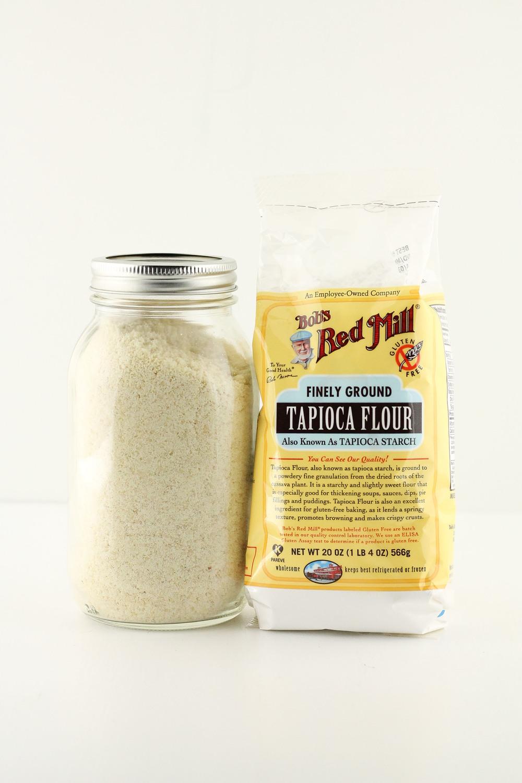 Coconut Flour, Tapioca Starch, Almond Flour, Cassava Flour, Grain Free Flour, Gluten Free Flours