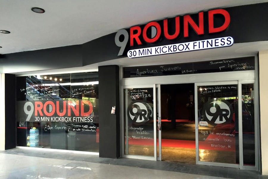 9Round, Kickboxing, Fitness, Review, 30minutes