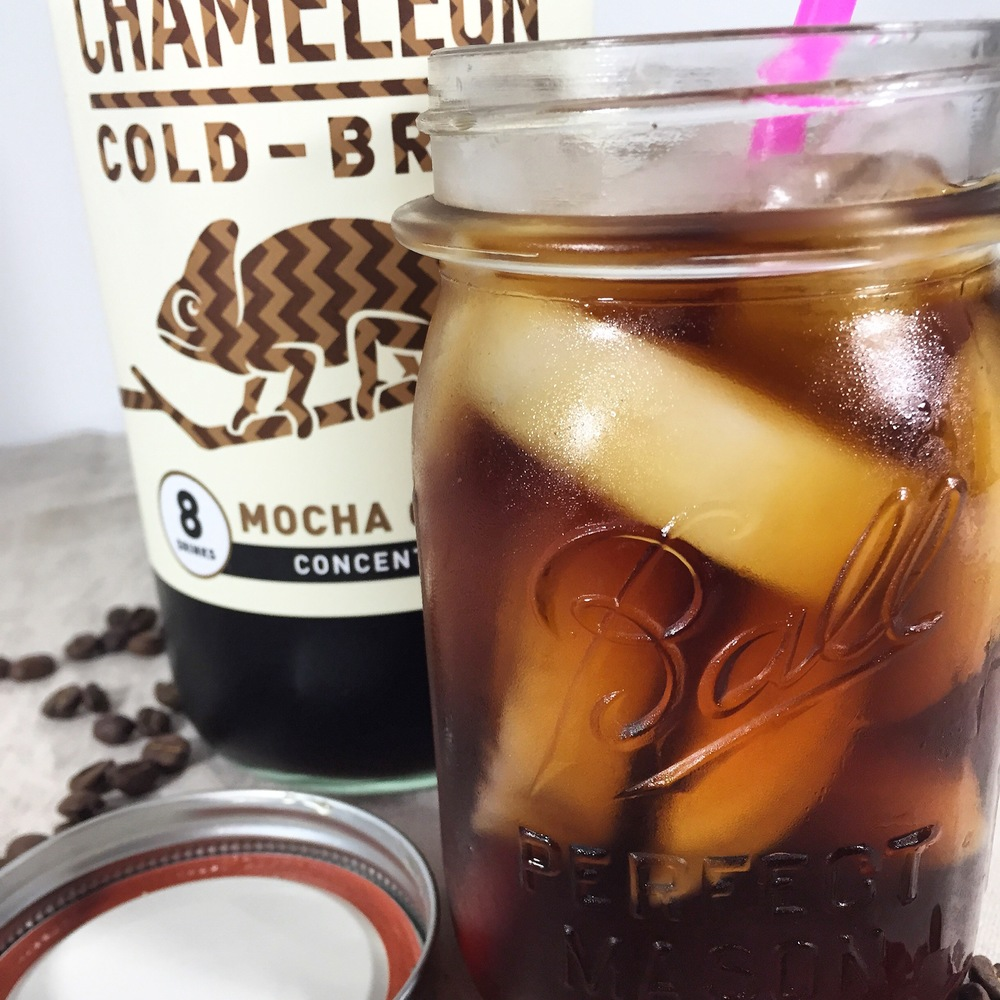 chameleon cold brew, cold brew, coffee, coffee lover, paleo, iced coffee