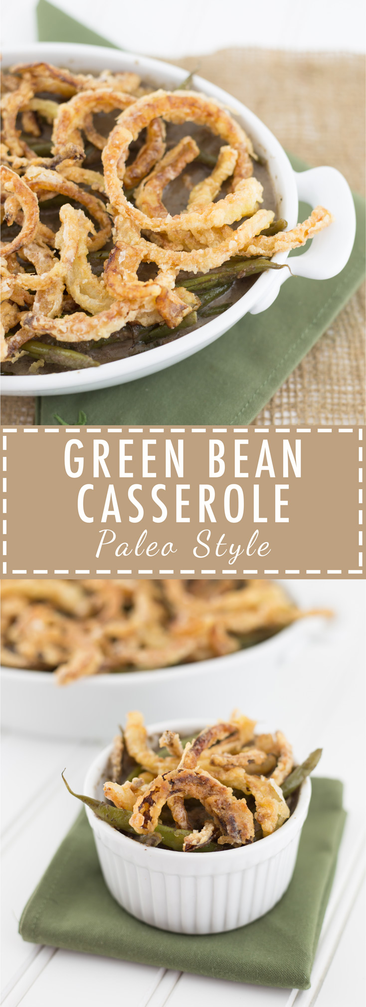 paleo green bean casserole, paleo thanksgiving, green beans, healthy recipes, healthy food,