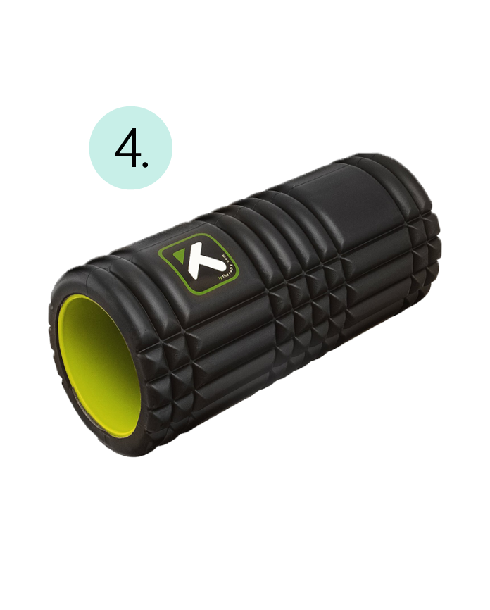 Foam Roller, Trigger Points, Fascia Release, Soft Tissue Mobilization, Muscle Lengthening, Self Care, Body Love