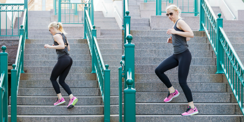 Lateral Stair Runs, Calorie Torching, Stair Workout, Outdoors, Exercise, Fitness Workouts