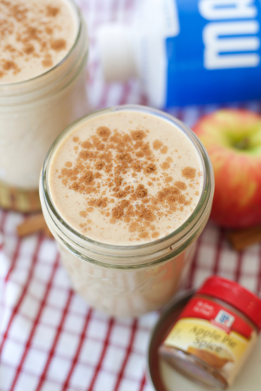 apple pie smoothie, define fettle, minneapolis, blogger, paleo, health and fitness, healthy smoothie, dairy free smoothie, fall recipes, easy paleo, simple,