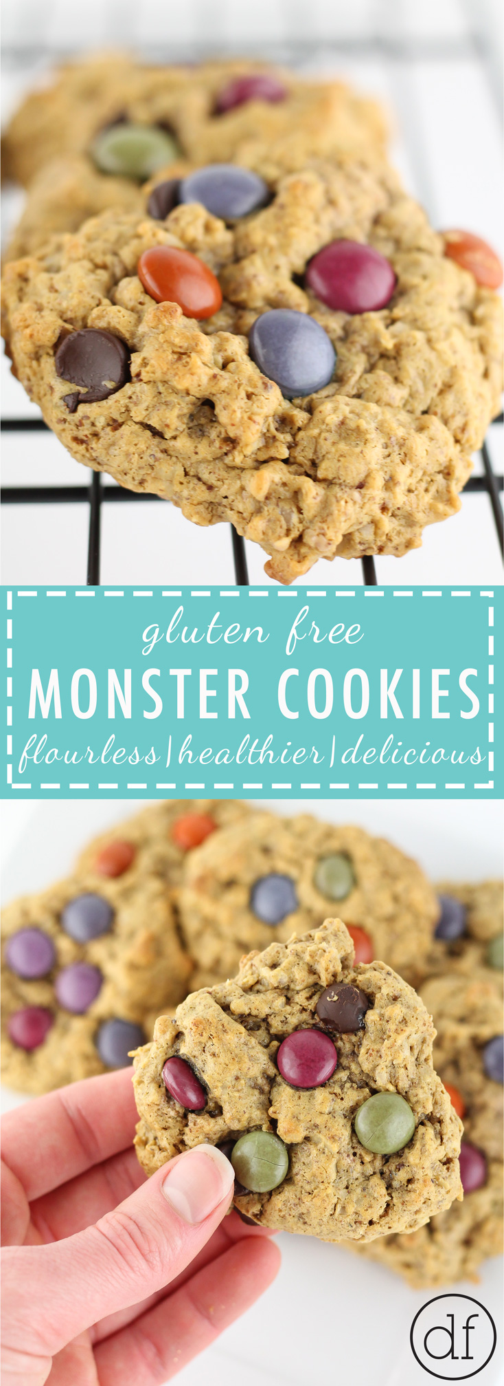 gluten free, monster cookies, christmas cookies, healthy monster cookies, define fettle, healthy christmas cookies, low sugar, no processed sugar, healthy treats, healthy choices, easy, simple, recipe, baking, gluten free cookies,