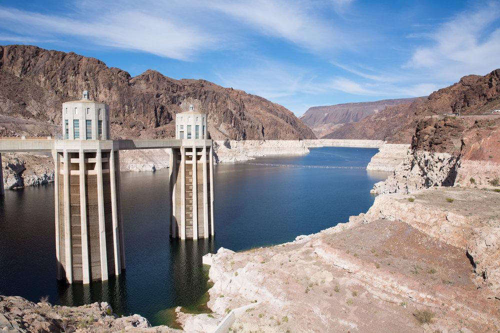 Hoover Dam, Arizona Road Trip, Define Fettle,