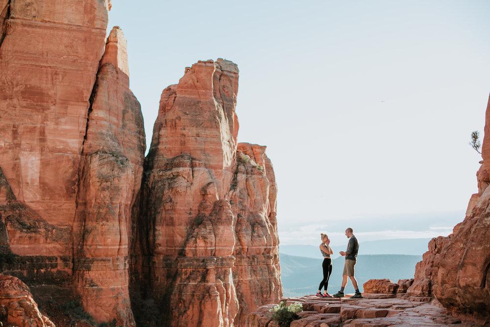 Cathedral Rock, Cathedral Rock Proposal, Sedona, Sedona Hiking,