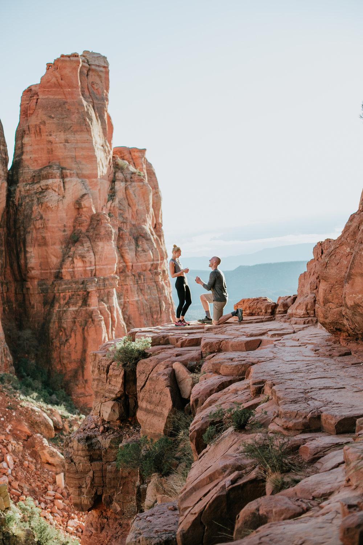 Sedona, Sedona Proposal, Cathedral Rock, Cathedral Rock Proposal