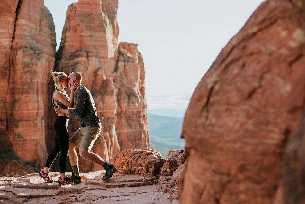 Cathedral Rock, Cathedral Rock Proposal, Sedona, Hike Sedona, Explore Arizona