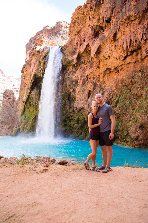 Havasu Falls, Havasupai Falls, Arizona Backpacking, Travel Arizona, Explore Arizona